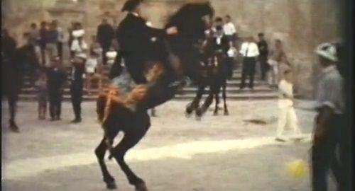 Ciutadella de Menorca y su jaleo en 1965