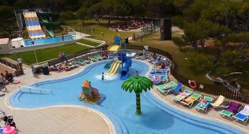 Club Hotel Aguamarina Menorca
