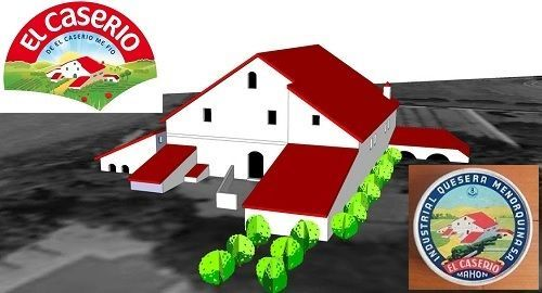Queso, Quesito, Quesera, Fundido, Porciones, Menorca, Industrial, Caserío, Mahón, Menorquina, canalmenorca.com