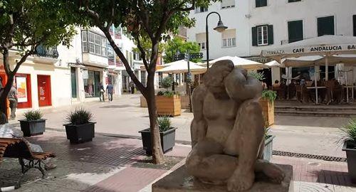 Paseo por Maó/Mahón, Menorca en 4k