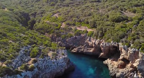 Maravillosas IMÁGENES de MENORCA en Drone 4K