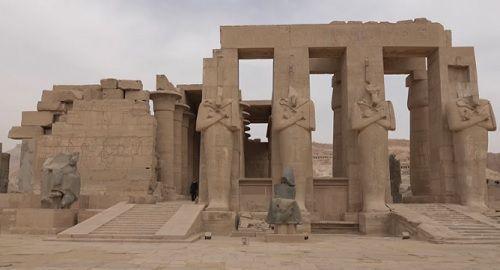 Monumentos del Antiguo Egipto