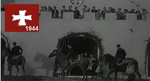 Festes de Sant Joan, Ciutadella 1944