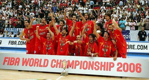 Final Mundial Japón 2006: España 70 – Grecia47