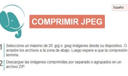 herramienta, gratuita, en línea, online, comprime, jpg, jpeg, métodos compresión, dispositivo, canalmenorca.com