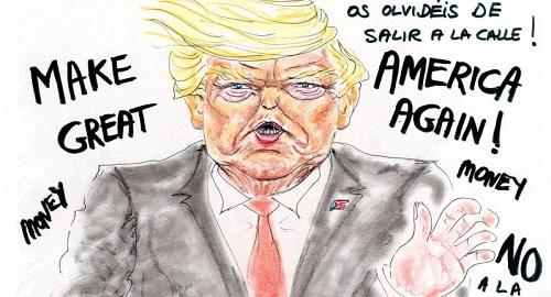 Pastillas anti PALURDISMO para Trump!