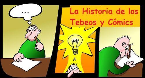 La Historia de los Tebeos y Cómics en España