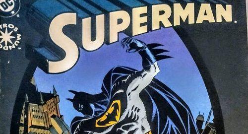 Cuando SUPERMAN se convirtió en BATMAN