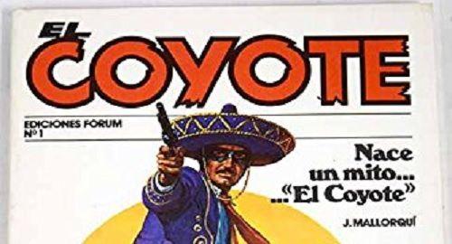 Los cómics de «El Coyote»