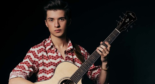 Marcin Patrzalek, Percusionista de la Guitarra