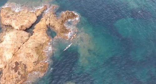 Menorca en Kayak, EvasionTV