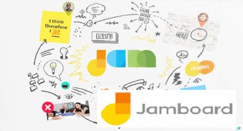 La mejor Pizarra Online: GOOGLE JAMBOARD
