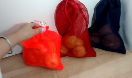 manualidades, bricolaje, mano, casero, bolsas reutilizables, frutas, verduras, no plástico, ecologia, Claudia Workshop, emprendedores, negocios, canalmenorca.com