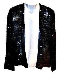 Vestimenta de Michael Jackson usada en conciertos para canciones como «Billie Jean».