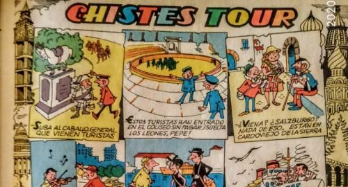 Salvador Mestres «TBO» Chistes Tour