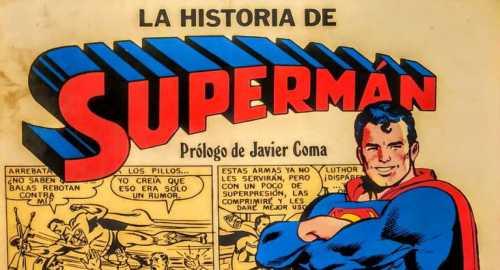 """cómic, viñeta, dibujo, caricatura, historieta, tebeo, dibujante, menorquín, inefable, Tommy knockers, Salas, NiñoX, ProtestoneX, Rarezas, Bocetos, esbozos, racomic.com, Supermán, 1933, 1938, ryptoniano, Kal-El, Clark Kent, Jerry Siegel, canadiense, Joe Shuster, Detective Cómics, capa y un escudo de """"S"""", canalmenorca.com"""