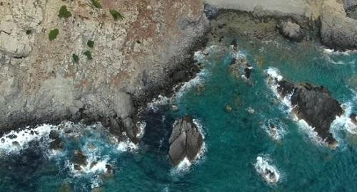 Perspectiva Aérea de Menorca