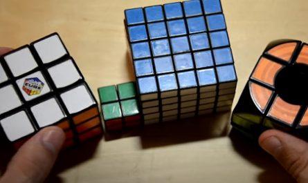 Cubo Rubik, Wargrat, Isidoro, rompecabezas, tridimensional, Emo, Hungría, Cubo mágico, CUBY©, canalmenorca.com