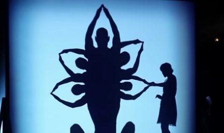 vídeos, asombrosos, increíbles, pasmoso, sorprendente, admirable, fascinante, mágico, milagroso, portentoso, prodigioso, sobrehumano, increíble, fenomenal, sensacional, estupendo, extraordinario, desconcertante, PILOBOLUS Dance Theatre, Sombras Chinescas, Mundos Sombras, Shadowland - The Flower, canalmenorca.com