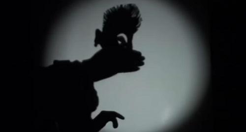 Sombras Chinescas 'No Toquen mis manos'