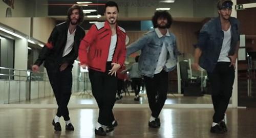 Evolución del Baile de Michael Jackson