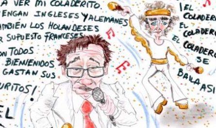 cómic, viñeta, dibujo, tebeo, historieta, arte, caricatura, rincón, julia, Rabiosa, Actualidad, Radiaciones Comiqueras, Cómic, Digital, Desescalada, coronavirus, covid-19, Gestión, Escasa, Tarde, cuarentena, confinamiento, mascarilla, test, epidemia, pandemia, racomic.com, Islas BAleares, España, Destino Turístico Seguro, El Coladero, El Chiringuito, Canción Verano, Covid Free, Salvador Illa, Fernando Simón, Comparsas, canalmenorca.com