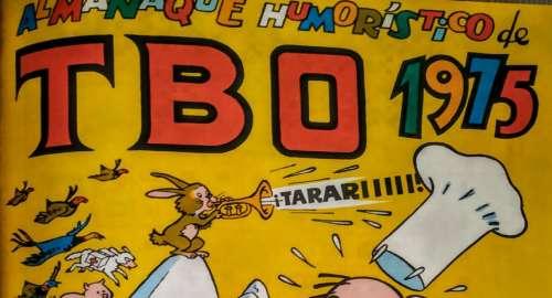 Almanaque Humorístico del 75 TBO, Salvador Mestres TBO