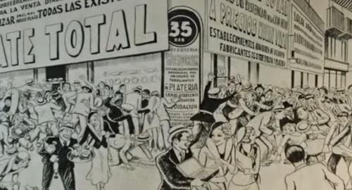 Ricard Opisso, dibujante caricaturista del TBO