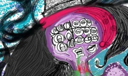 cómic, viñeta, dibujo, caricatura, historieta, tebeo, dibujante, menorquín, inefable, Tommy knockers, Salas, NiñoX, ProtestoneX, Rarezas, Bocetos, esbozos, racomic.com, Infinite Painter, Infinitepainter, Señora GilD, Cadáver mutado, aguas tóxicas, submarinista loco, aguas contaminadas, Android, canalmenorca.com