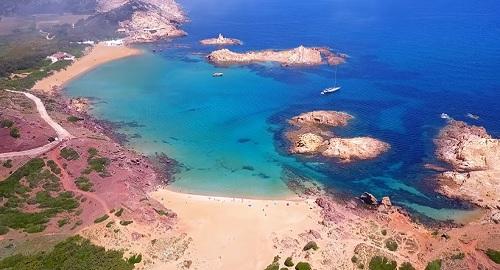 Cala Pregonda, Es Mercadal, Menorca