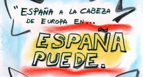 ESPAÑA PUEDE…pero ¿QUÉ?