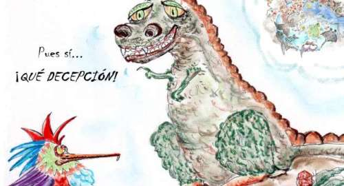 cómic, viñeta, dibujo, tebeo, historieta, arte, caricatura, rincón, julia, Rabiosa, Actualidad, Radiaciones Comiqueras, Cómic, Digital, Desescalada, coronavirus, covid-19, Gestión, Escasa, Tarde, cuarentena, confinamiento, mascarilla, test, epidemia, pandemia, racomic.com, Extinción Especies, Involución, Evolución, Inteligencia, Dinosaurios, canalmenorca.com