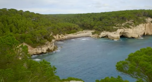 Es Migjorn Gran, Menorca, «El Paisano» TVE, Edu Soto