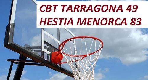 CBT Tarragona 49 HESTIA Menorca 83