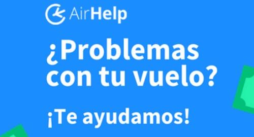 AIRHELP Reclama tu compensación por Cancelación o Retraso