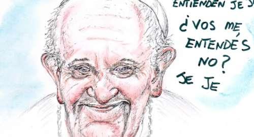 ¿Apoya el Papa los derechos LGTBI?