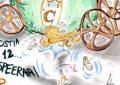cómic, viñeta, dibujo, tebeo, historieta, arte, caricatura, rincón, julia, Rabiosa, Actualidad, Radiaciones Comiqueras, Cómic, Digital, Desescalada, coronavirus, covid-19, Gestión, Escasa, Tarde, cuarentena, confinamiento, mascarilla, test, epidemia, pandemia, racomic.com, Cenicienta, Carroza, Toque de Queda, Rastreadores, Positivo, canalmenorca.com