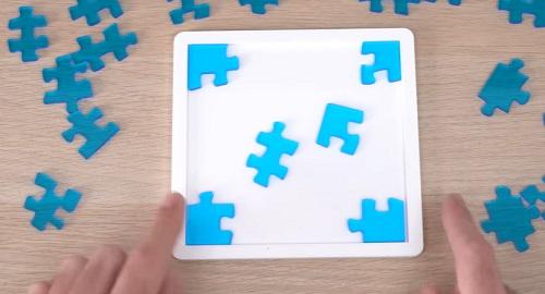 Puzzle Nivel Máximo 29 Jigsaw