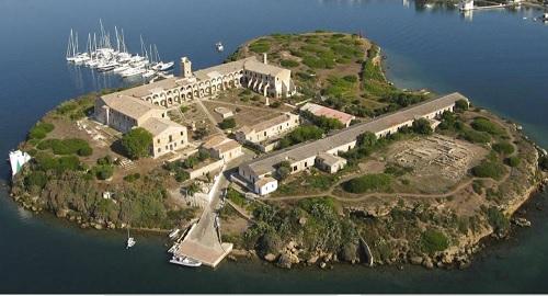 Hospital de la Isla del Rey – Menorca