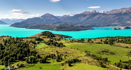 PATAGONIA, Argentina y Chile