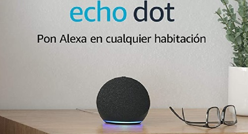 Echo Dot (4.ª generación) Altavoz inteligente con Alexa