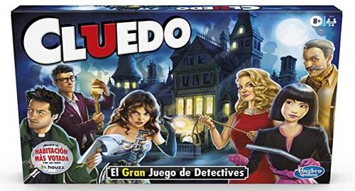 CLUEDO el gran juego de mesa de detectives