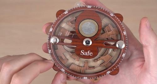 Caja Imposible SAFE, Libera el euro de su «caja fuerte»