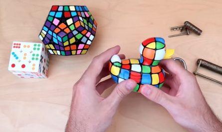 Wargrat, Isidoro, rompecabezas, Puzzle, Puzzle Locks, Trick Lock, Candados, Cube Puzzles, Cube Games, Puzzles tipo cubo, Puzzle Boxes, Brain Teaser, Cajas Imposibles, Unboxing, Acertijos, Kilominx Shengshou, Cubo Dado, Duck Cubo, canalmenorca.com
