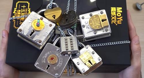 Wargrat, Isidoro, rompecabezas, Puzzle, Combi Lock, Candado, Clave Secreta, candados, tricky, unboxing, Cuby, canalmenorca.com