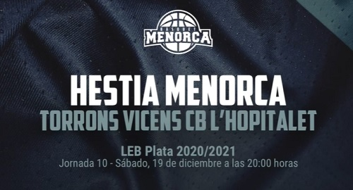 HESTIA MENORCA 53 Torrons Vicens CB Hospitalet 47