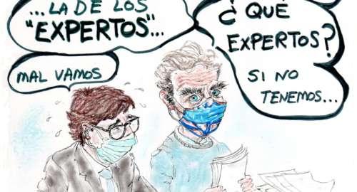'Transparencia' pide la LISTA de los EXPERTOS