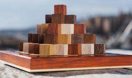 Cubo Rubik, Wargrat, Isidoro, rompecabezas, tridimensional, Manuales, Resolución, Tutoriales, rompecabezas, Puzzle, Puzle, canalmenorca.com, de madera, Pirámide Escalonada, reto, hermosa y decorativa