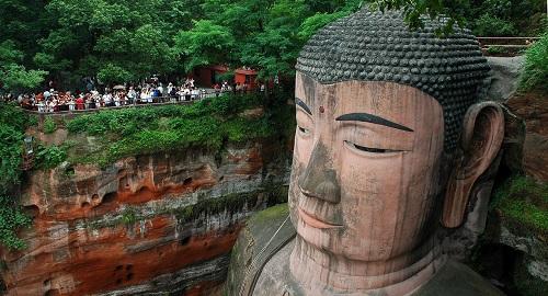 Gran Buda de Leshan – Sichuan, China