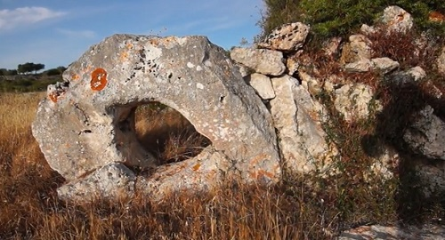 DOLMEN de BINIDALINET, San Clemente, Menorca